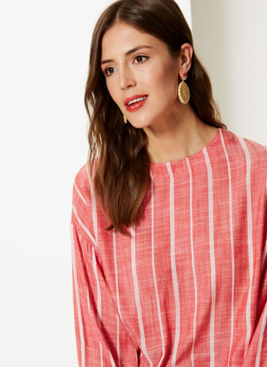 Marks & Spencer Bluz Kırmızı